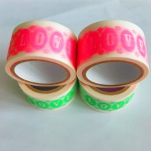 Top1 fasion Wholesale Fluorescent paper Adhesive Tape for sign board decoration