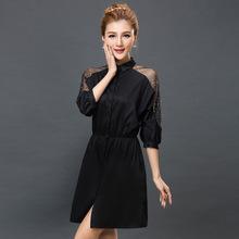 Wholesale Custom OEM t- dryfiwomenshirt chiffon asymmetric hem batwing sleeve loose tops 3 colors women tank top blouses shirts