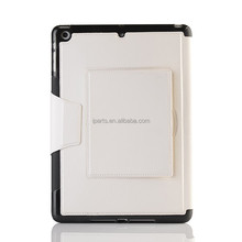 Wholesale Flip Cover Leather Case For iPad5 , For iPad5 Book Cover Case