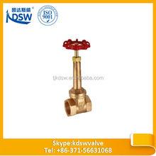 Stainless steel long stem gate valve