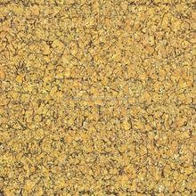 Golden yellow polished bianco carrara porcelain tile