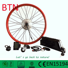 Hot sale CE approved 48V350-500W e-bike CST motor with rim for fat bike kit