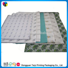 Hot selling pretty tissue paper