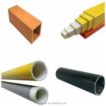 temperature insulation fiberglass tubes
