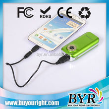 mobile phone extra power 4400mAH