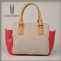 Good quality 2015 new design Europe Design leather handbags wholesale