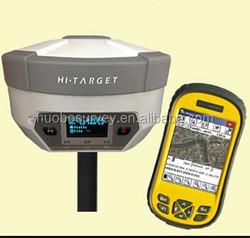Hi target h32 gnss rtk system and V30 RTK gps base and rover