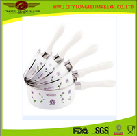 stainless steel 304# cookware dinner set and kitchen accessory used triply stainless steel cookware