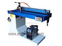 ZF-600mm Automatic Argon Arc TIG Stainless Steel Longitudinal Seam Welding Machine
