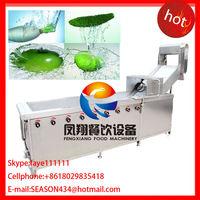 ~Manufacturer~ Vegetable washing machine (WA-1000), Lettuce washing machine Black fungus dishes washing machine