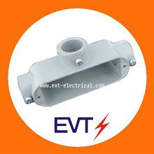 EC Type Aluminum Threaded emt Conduit Body