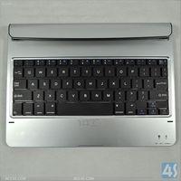 New Keyboard for apple ipad 5,M13 Aluminum alloy bluetooth keyboard for iPad Air
