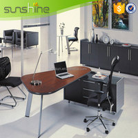 China Manufacturer Stylish High Class Modern Executive Office Furniture Computer Table Photos