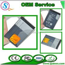 OEM Original Quality Mobile Phone Battery For NOKIA BL-4C 890mAh