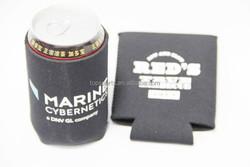 Neoprene Blank Can cooler For 330ml Beer