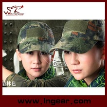 High quality fitted cap dry fit polyester running hat running sports hat