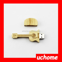 UCHOME guitar usb stick , usb flash drive in guitar shape guitar usb