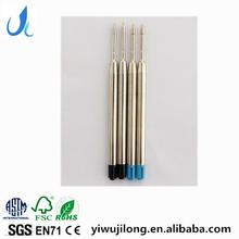 Hot selling ball pen refill Metal oily parker ballpoint pen
