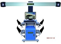 2015 hot sales sunshine wheel alignment equipment