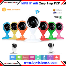 smarthome HD Network wifi camera module, Wireless hidden Smallest ip camera speaker microphone