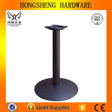 High Quality Product 7Year Experience For Exporting Antique Cast Iron Resaurant Bar Table Base