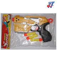 wholesale cheap soft bullet gun toy 2015 for kids