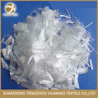 Good Quality 100% polypropylene for building pp Concrete fiber