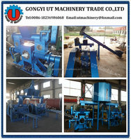 New style Mechanical Stamping Wood Briquette /rice husk Wood Briquette Pellet Machine