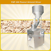 Stainless Steel Peanut Almond Slicer Machine
