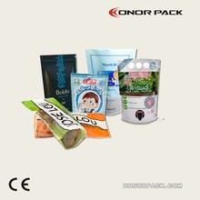 Zip Pouch, Zip Lock Plastic Pouch Packing
