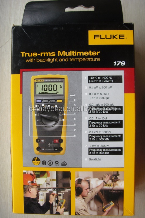 Fluke Digital Fluke 179 True Rms Digital