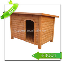 hot sale wooden dog house cheap dog kennel