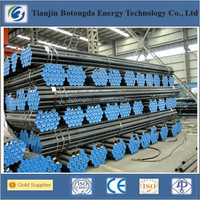 SSAW Spiral Steel Pipe / Tube oil and gas line pipe / spiral pipe machine