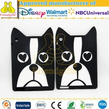 New Popular Tablet case Animal Custom Eco-friendly Silicone Case for Ipad Mini