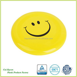 9 inch plastic frisbee for promotion
