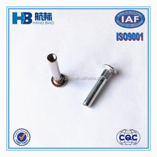 Thread Hollow Female Screws For Ikea Furniture, Fasteners Supplier Since 1976