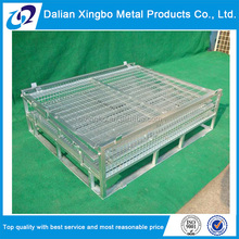 customized logo and color steel cage