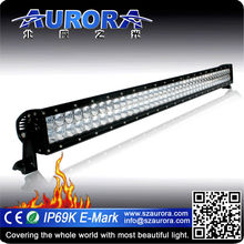 "WATERPROOF 40"" double row light accessories motorcycle"