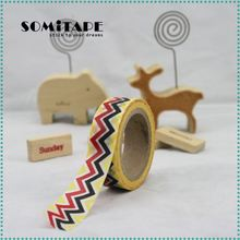 Waterproof Rice Tape Wheat For Gift Box Wrapping