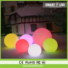 Big ball Lamps 16 colours holidays lights led color ball/led mood ball/led ball lamp modern style