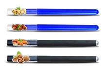 Cheap gift for nuts shop advertising promotional pens with customized item