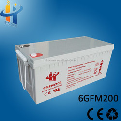 high performance backup lead acid dry battery 12v for ups