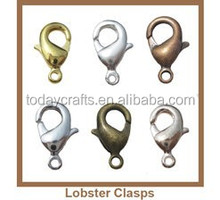 2015 Hotsale fashion various kinds of lead nickel free Metal Jewelry Finding Suppliers