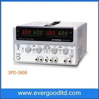 375W Adjustable Multiple Output Switching Dual Range DC Power Supply SPD-3606