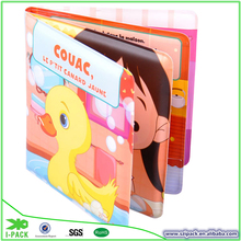 China supplier 10 years production experience pvc childrens books