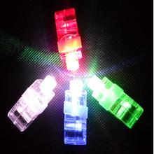 Fashionable Finger Lighting Flashing Glow Mittens LED\ Hand Gloves/laser finger