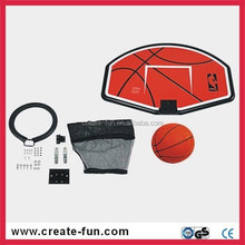 CreateFun Competitive Top quality Traditional factory Steel and plastic QUALTITY trampoline parts basketball hoop