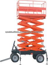 Hidráulica vertical de la plataforma de elevación/vertical personal ascensores