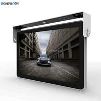 Full HD bus digital display advertising led television