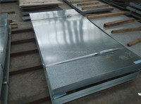small spangle galvanized steel sheet 1.2 - 3.0mm / galvanized steel plate